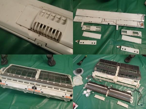 プラズマクラスター発生装置とフィルターお掃除ロボット