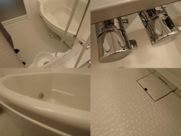 2度目の浴室クリーニング