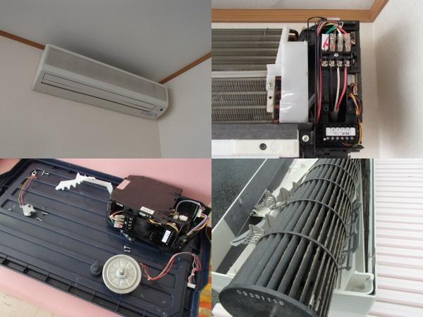 業務用壁掛け型エアコンクリーニング