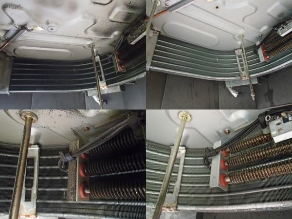 ダイキン天井埋め込み4方向のエアコンクリーニング