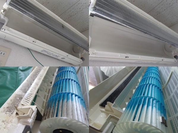 三菱重工のエアコンクリーニング