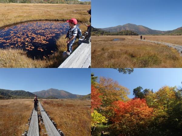 2014年秋の尾瀬山行