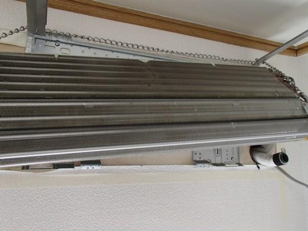 熱交換器の洗浄