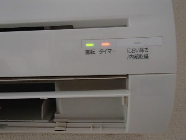 ナショナルの汎用エアコンCS-227TB-W