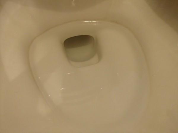 陶器の水あか