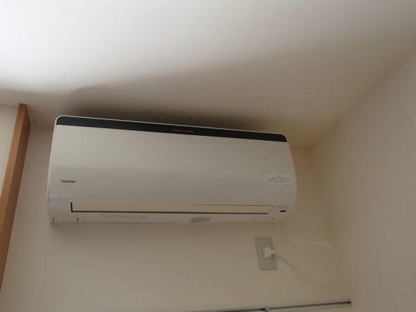 エアコンの設置状況