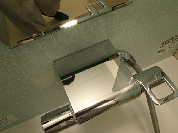 キレイに管理された浴室