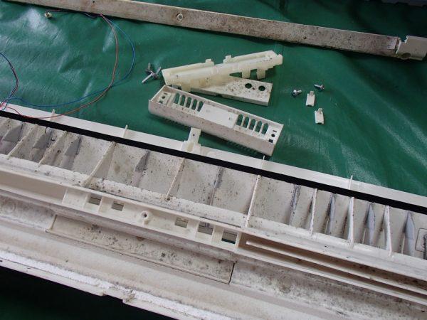 プラズマクラスター発生装置がカビカビ