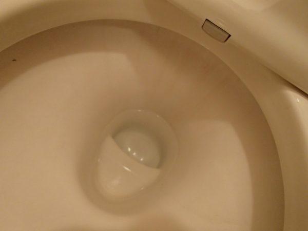 トイレの陶器