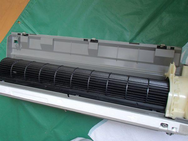 熱交換器に組み戻す前のボディー