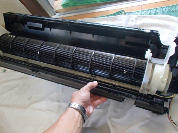 熱交換器に復元するボディ部分