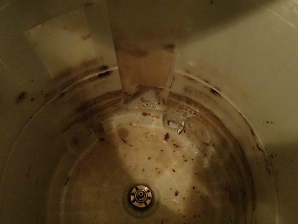 洗濯槽本体