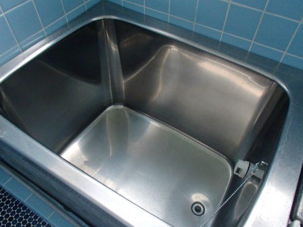 ステンレス製浴槽
