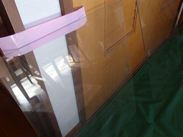 ガラス引き戸