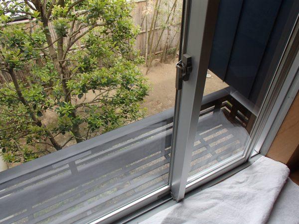 窓ガラスの仕上がり