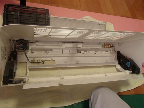 フルカバー化粧板の内側の細工