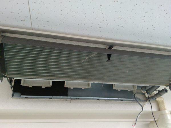 天吊熱交換器