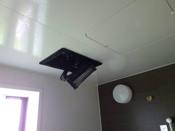天井換気扇のお手入れ