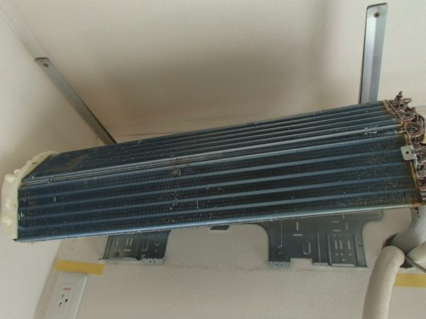 厚みのある熱交換器