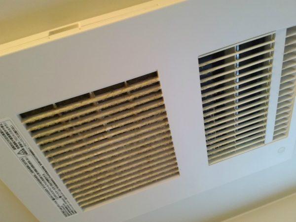 乾燥機能付き換気扇