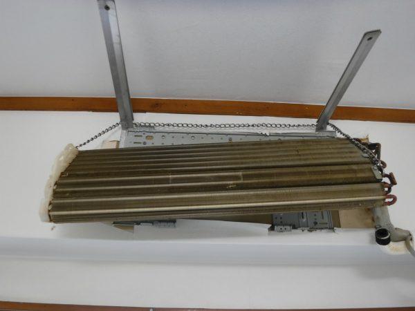 2台目の熱交換器