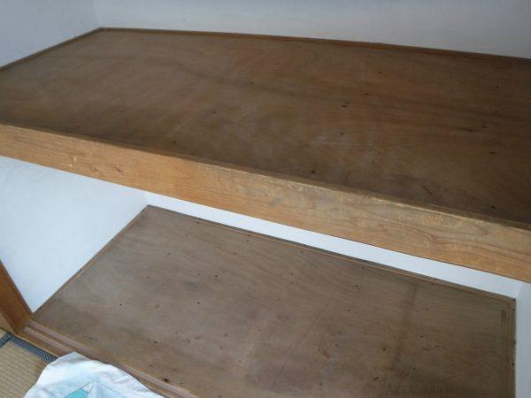 押し入れの棚板