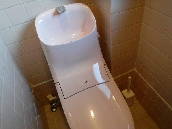 LIXIL,INAXのトイレ