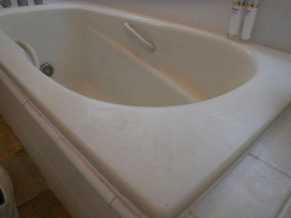 人工代理石浴槽