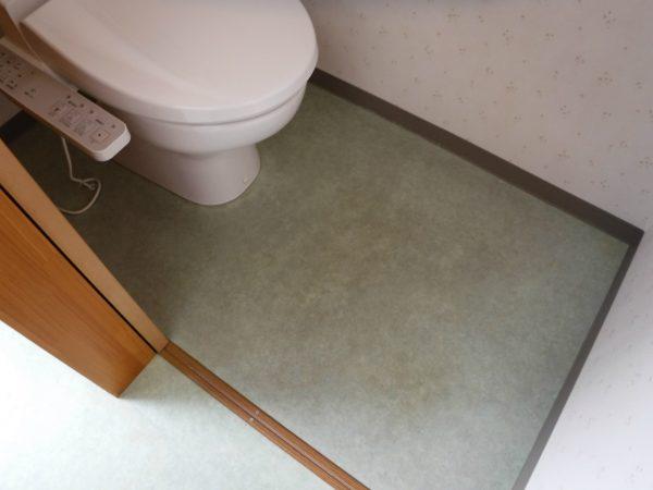 休憩室トイレ