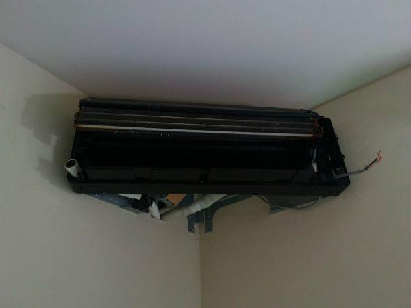 実は壁掛け型エアコン