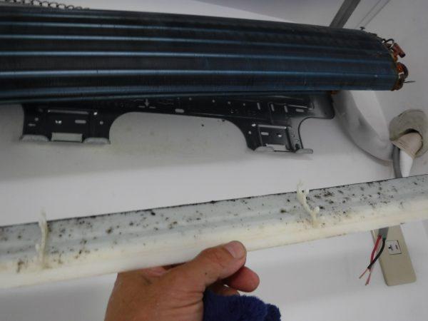熱交換器の部品