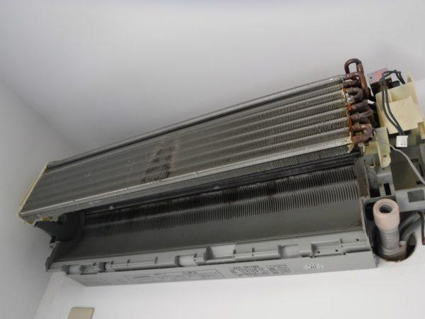 ファンと熱交換器