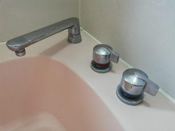 浴槽カラン