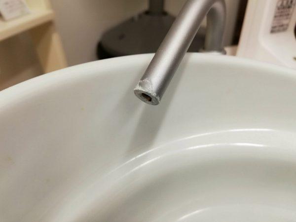 ボウル洗い用吐水