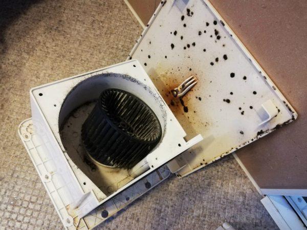 浴槽換気扇