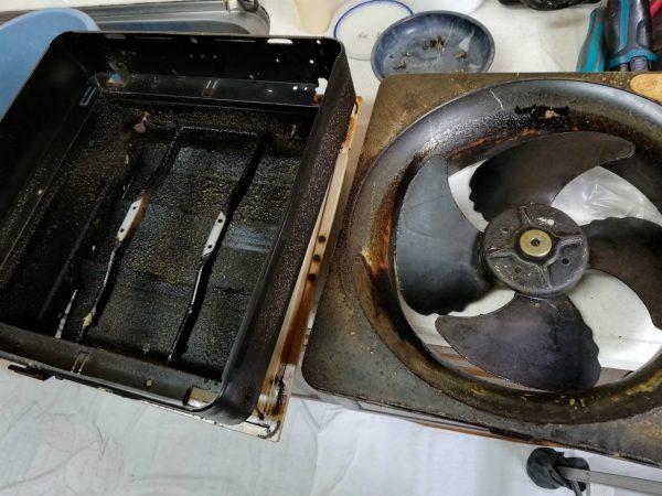 プロペラ換気扇