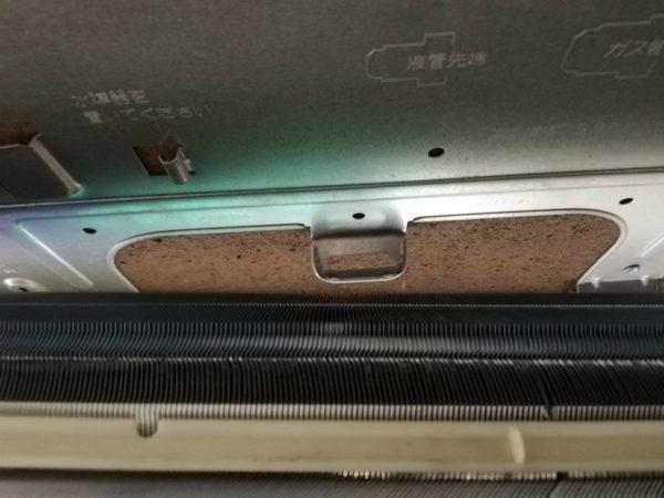 熱交換器の壁側