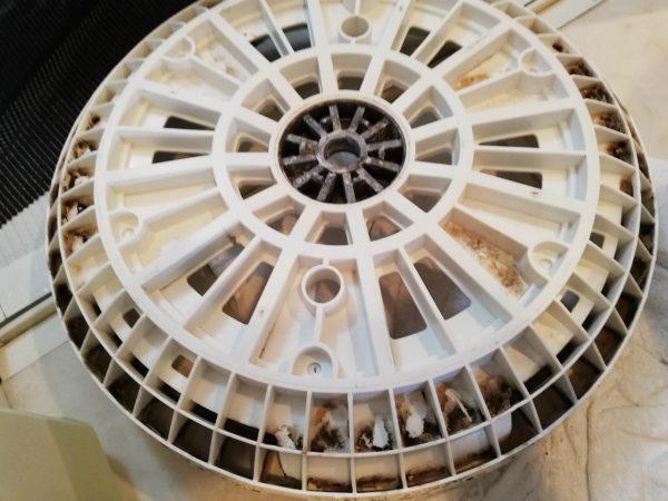 底円盤のセル構造