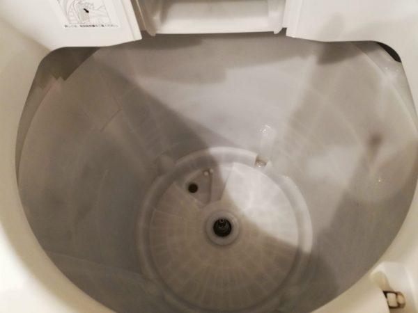 漂白除菌洗浄後