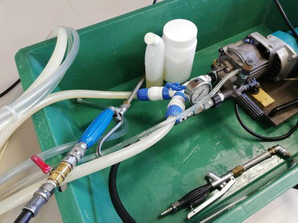 吸水2系統