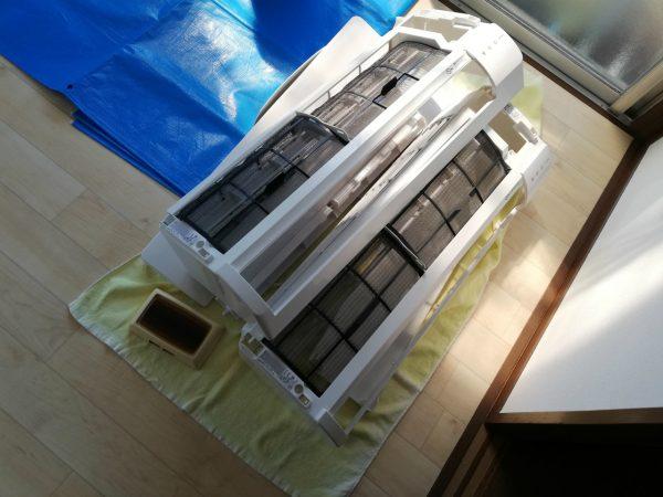 エアコン化粧板