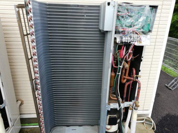熱交換器洗浄