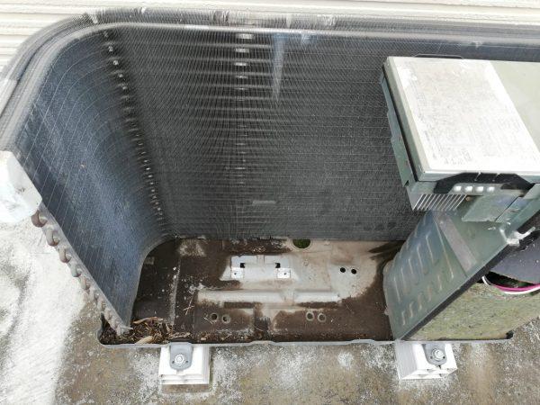 天井埋め1方向用室外機