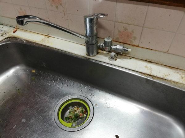 キッチン水栓