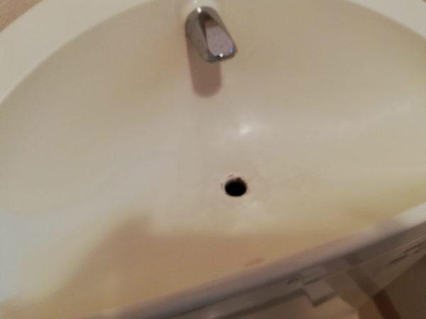 トイレ手洗い